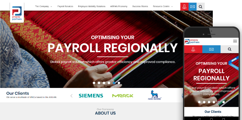 Rebranding Propay Partners, The Preferred Payroll And