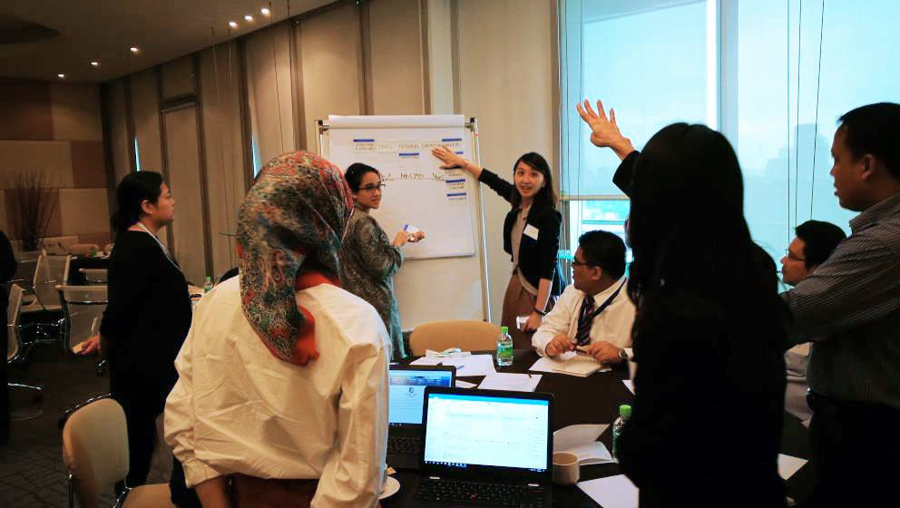 Branding Workshop Session with Securities Commission Malaysia