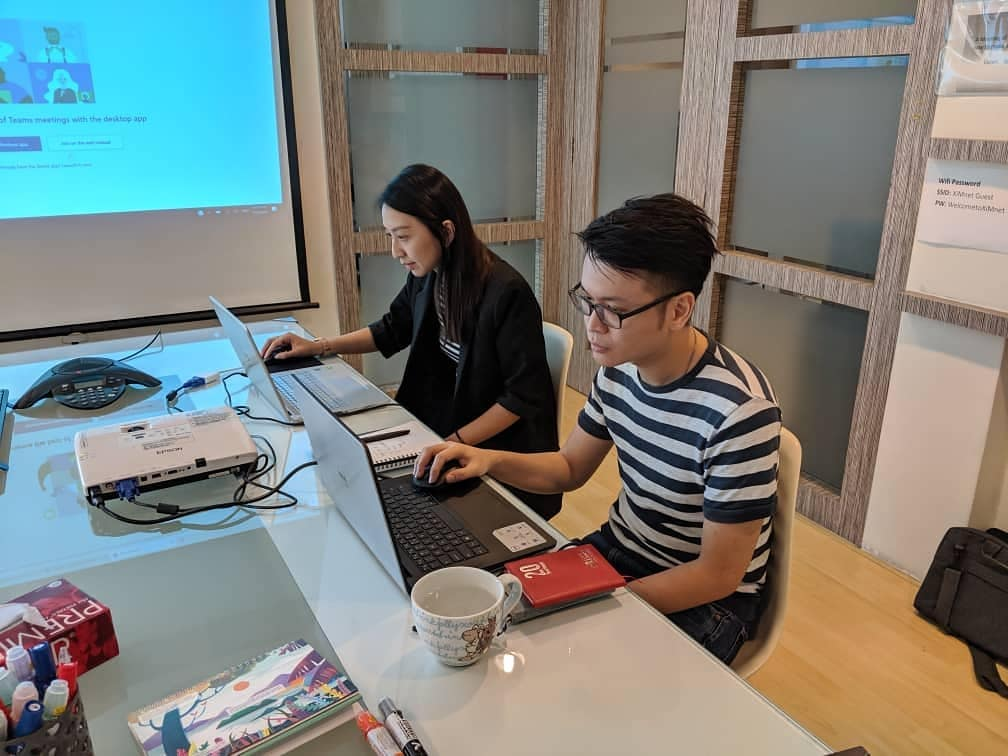 Josephine Toh & Law Hui Sheng - Microsoft IP Co-Sell Demo