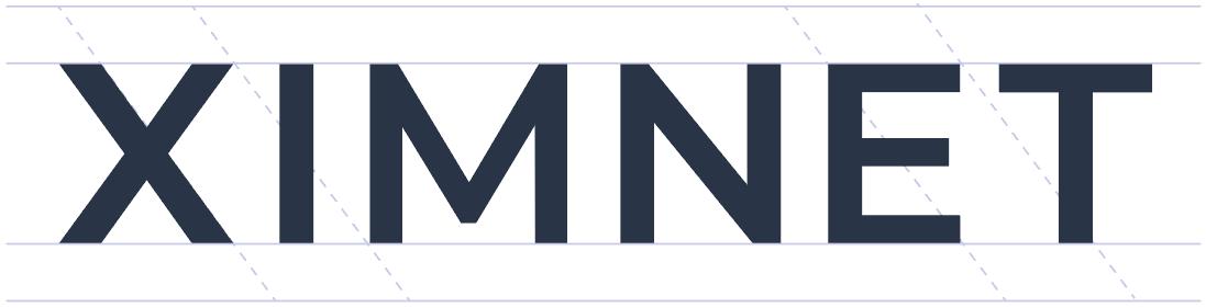 XIMNET - Brand Reimagined, New Logo